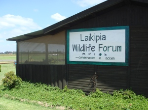 The Laikipia Wildlife Forum HQ - Nanyuki, Kenya