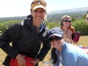 Rachel, Brooke, & Gretchen